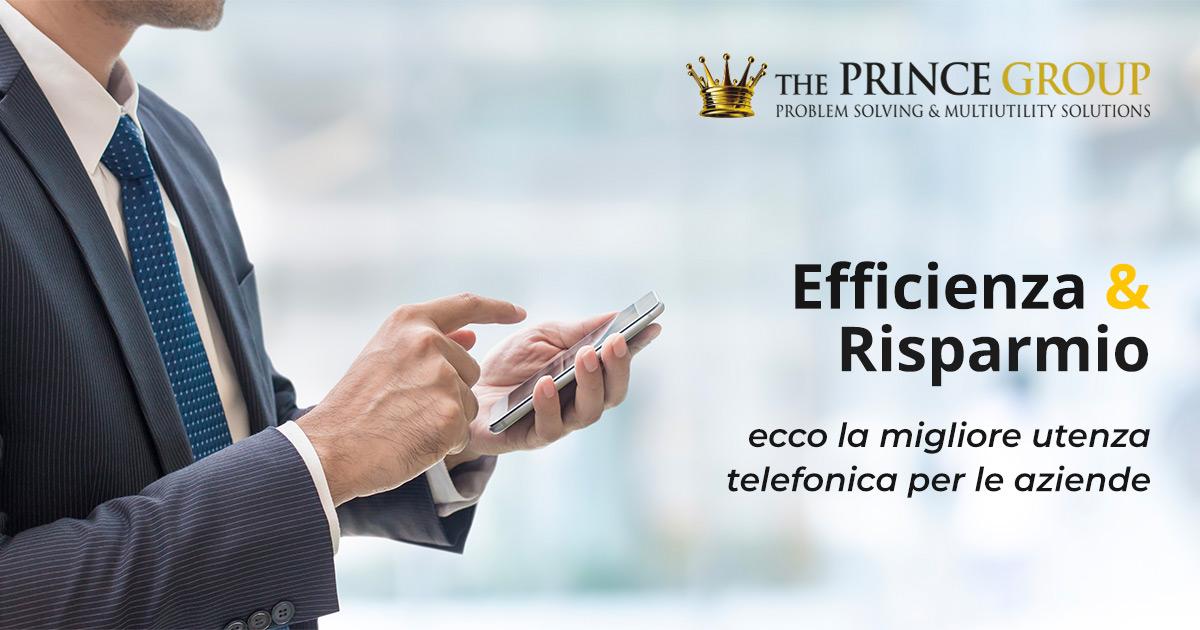migliore utenza telefonica per le aziende