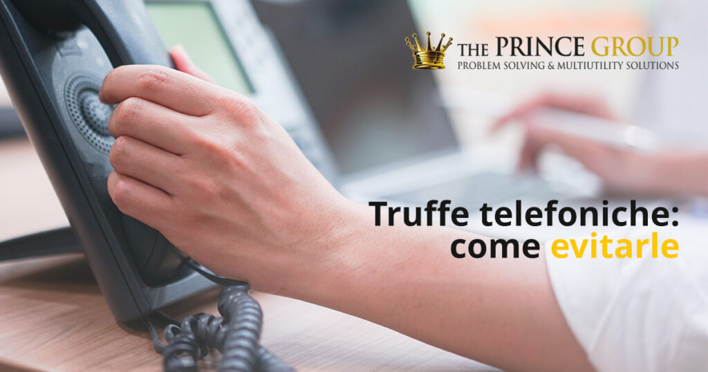 Truffe telefoniche alle aziende