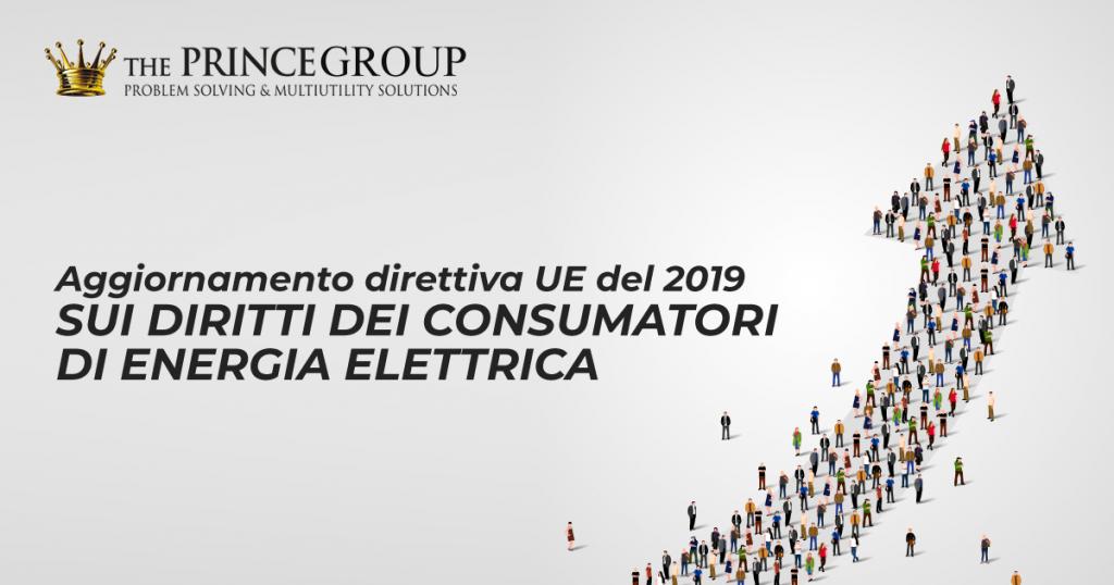 diritti dei consumatori di energia elettrica